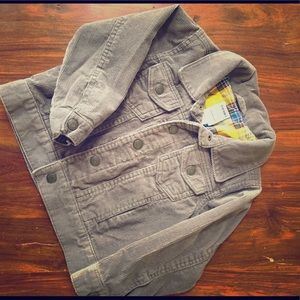 Old Navy 3t Corduroy Jacket